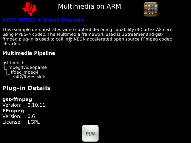 5  Examples and Demos — Processor SDK Linux Documentation