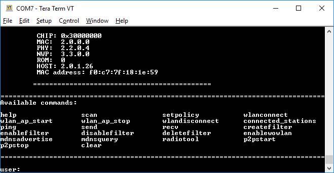 9  Examples and Demonstrations — Processor SDK RTOS Documentation