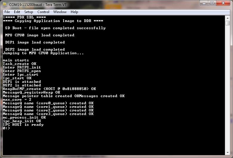 1 1  Processor SDK RTOS Getting Started Guide — Processor